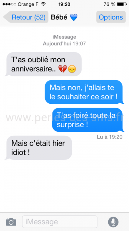 anniversaire couple sms