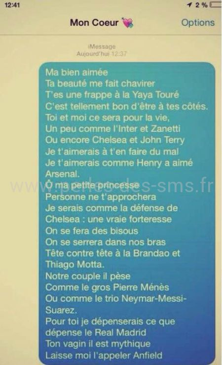 poeme foot perles-des-sms