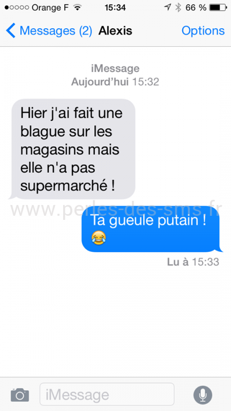 supermarche blague