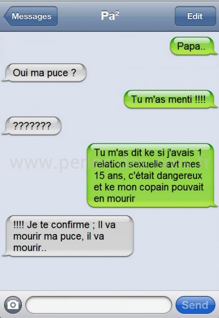 relation beau-papa perles des sms
